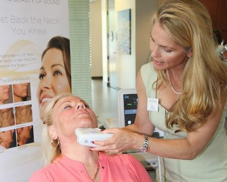 Ultherapy treatments treatments are available at Contour Dermatology