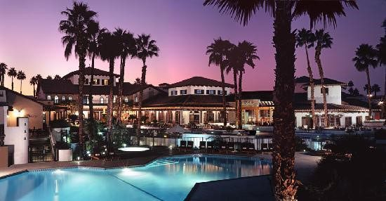 Rancho Las Palmas Resort, one of the Coachella Valley's finest hotel and resorts.