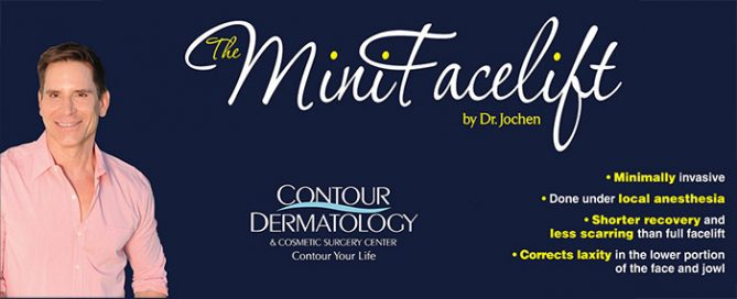 The Mini Facelift by Dr. Timothy Jochen