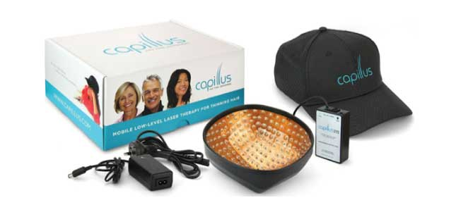 Capillus 272 Laser Cap Kit for Hair Regrowth