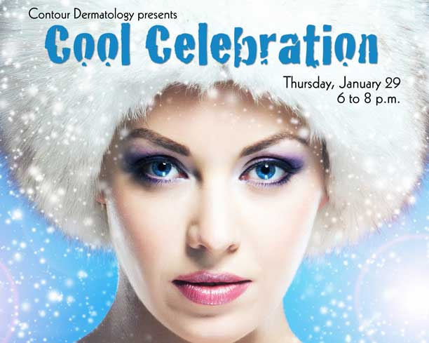 Contour Dermatology is having a Cool Celebration for CoolSculpting