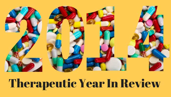 Theraputic Year In Review
