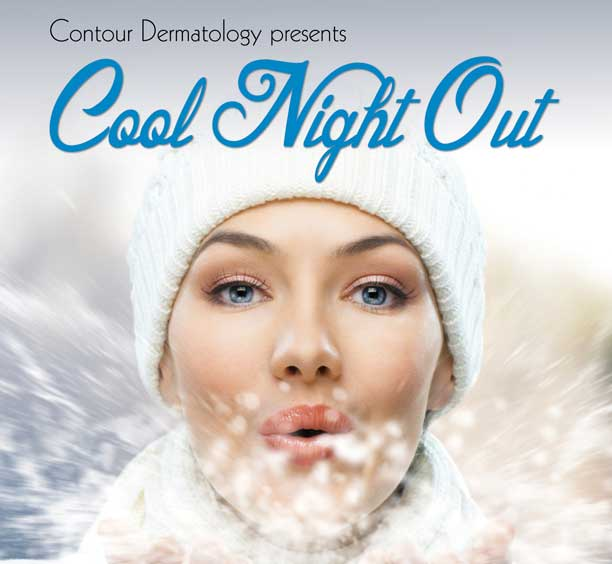 Contour Dermatology is having a Cool Night Out for CoolSculpting, April 16, 2015