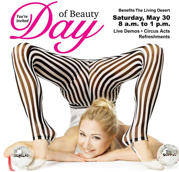 Day Of Beauty, May 30, 2015, We're bending our prices for one day only