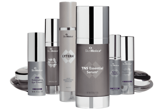 SkinMedica is our featured products this month!