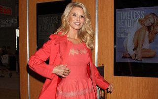 "Christie Brinkley promotes her new book,""Timeless Beauty"""