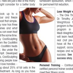 Body is the New Face in The Skinny Center at Contour Dermatology