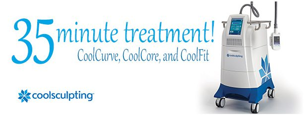 Contour Dermatology's 35-Minute CoolSculpting Treatment