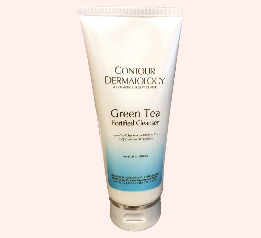 Contour Dermatology Green Tea Fortified Cleanser