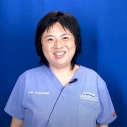 HERE IS YOUR MEDICAL MINUTE with Dr. Chiao!!!