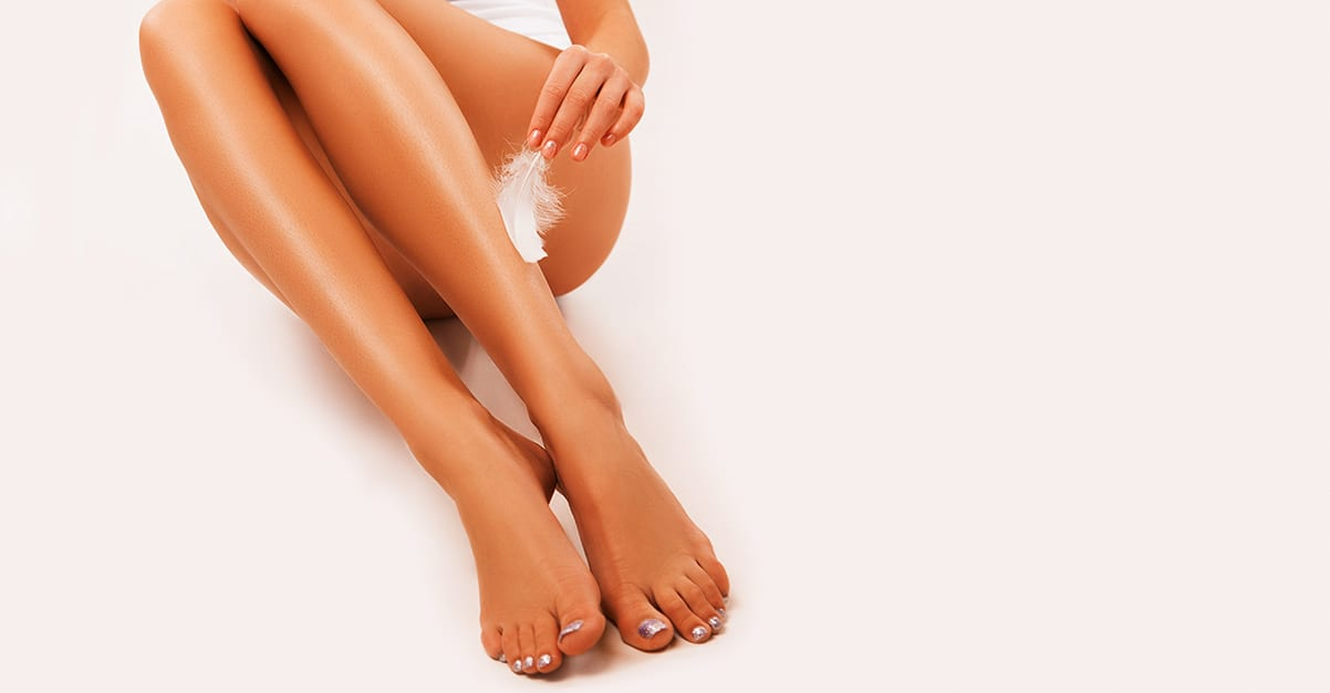Permanently shave off several minutes from your daily routine with laser hair removal